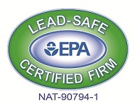 Lead Safe Certified Firm - NAT-90794-1